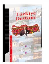 Koza Yayın Türkiye Destanı (Şiirler)