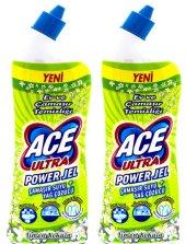 Ace Ultra Jel Limon Kokulu 810 Gr *2 Adet