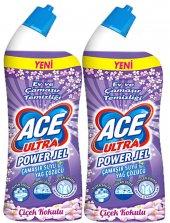 Ace Ultra Jel Çiçek Kokulu 750 Ml *2 Adet