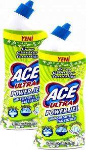 Ace Ultra Jel Limon Kokulu 810 Gr 2li Paket