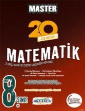 Okyanus 8. Sınıf Master 20 Matematik Denemesi