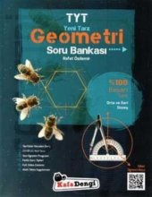 Kafadengi TYT Yeni Tarz Geometri Soru Bankası Orta ve İleri Düzey