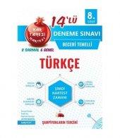 Nartest 8.sınıf Nar Tanesi Türkçe 14 Deneme
