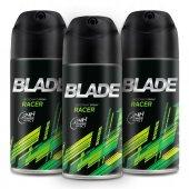Blade Racer Erkek Deodorant Sprey 150 Ml 3 Adet