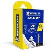 Michelin Air Stop 700x35 47 Oto Sibop 40mm Şehir Bisikleti İç Las