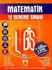 Mozaik Yayınları 8. Sınıf Lgs Matematik 12 Deneme
