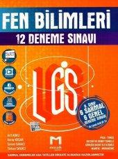 Mozaik Yayınları 8. Sınıf Lgs Fen Bilimleri 12 Deneme