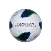 Delta Super League Futbol Topu 5 No Beyaz Yeşil
