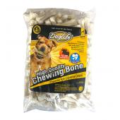 Doglife Sütlü Pres Beyaz Köpek Kemik 20 gr ( 100 Adet )