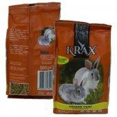 Krax Vitaminli Tavşan Yemi Tam Yem 500 Gr