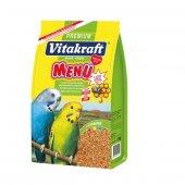 Vitakraft Premium Menü Muhabbet Kuş Yemi 500 Gr