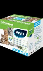 Viyo Reinforces Tüm Yaş Grubu Kediler İçin Ek...