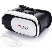 Kumandalı 3d Sanal Gerçeklik Gözlüğü Akıllı Gözlük Vr Box