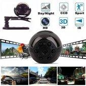 Kingshark Sq9 Gece Görüşlü Dvr Hd Mini Güvenlik Kamera
