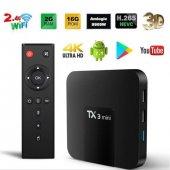 Tx3 Mini Tv Box 2gb+16gb Kodı 4k Android 7.1