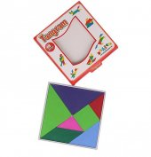 Tangram Zeka Oyunu 8 Parça