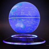 Manyetik Işıklı Dünya Küre