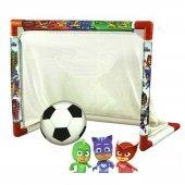 Pjmasks Minyatür Futbol Kale Seti