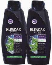 Blendax Şampuan Erkekler İçin Mentol Ferahlığı...