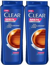 Clear Men Şaç Dökülmesine Karşı Şampuan 550...