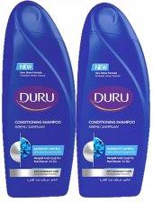 Duru Kepekli Saçlar İçin Şampuan 600 Ml*2 Adet...