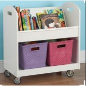 Montessori Kitaplık 100 Mdf