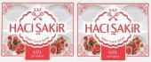 Hacı Şakir Sabun Tekli Gül 160 Gr 2li Paket