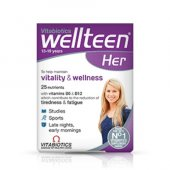 Vitabiotics Wellteen Her 30 Tablet Skt 08 2021