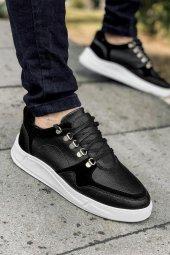 2020 Özel Tasarım Ortopedik Siyah Beyaz Taban Spor Ayakkabı