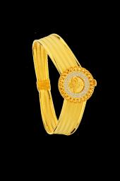 Altın Kaplama Valide Sultan 5 Sıra Rize Kelepçe