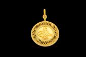 Altın Kaplama Handan Sultan Kolye