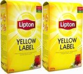 Lipton Yellow Çay 1000 Gr*2 Adet