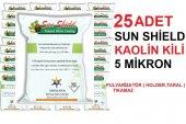 Sun Shield Kaolen Kili Kaolin Kili Güneş Yanığı Önleyici 25 Paket 500 Kg