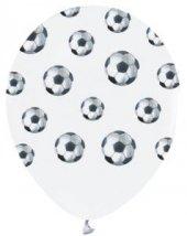Balon Çepeçevre Futbol Topu Baskılı Pakette 100...