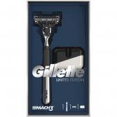 Gillette Mach3 Tıraş Makinesi Özel Seri Krom...
