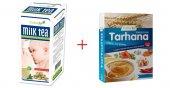 Naturpy Milk Tea 250 Gr Emzirn Anne Çayı + Bebek Tarhanası 135 Gr