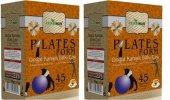 2 Adet Hekimhan Plates Form Çayı (2x45 Süzen Poşet)