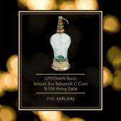 Maya Ottoman PVD Gold Setüstü Sıvı Sabunluk C Cam 100 Pirinç-2