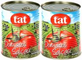 Tat Domates Salçası 830 Gr 2li Paket