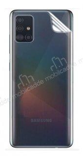 Dafoni Samsung Galaxy A51 Darbe Emici Arka Gövde Koruyucu-3