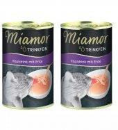 Miamor Ördek Etli Sıvı Desteği Kedi Çorbası 135...