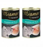 Miamor Ton Balıklı Sıvı Desteği Kedi Çorbası...