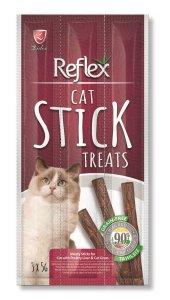 Reflex Ciğerli Kedi Ödül Çubukları 15 G 6 Adet