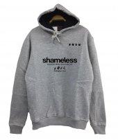 Shameless Baskılı Kapüşonlu Sweatshirt