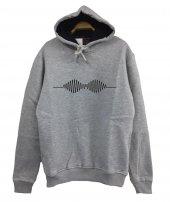 Arctic Monkeys Baskılı Kapüşonlu Sweatshirt