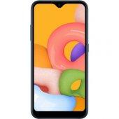 Samsung Galaxy A01 Dual Sim Siyah Cep Telefonu