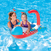 Bestway Gölgelikli Baby Float Mavi 34091
