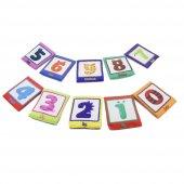 Birlik Oyuncak Urt003 01 Babycım Eğitici Soft Kartlar Sayı Obje