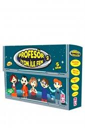 Profesör İyon İle Fen Set 2 5 Kitap Takım