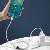 Orjinal Baseus Huawei Honor Note 8 5.0a Type C Hızlı Şarj Kablosu-7